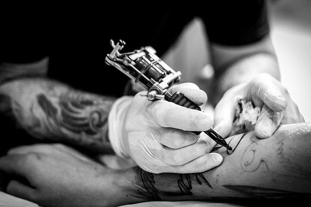 Tetoválás portfólió
